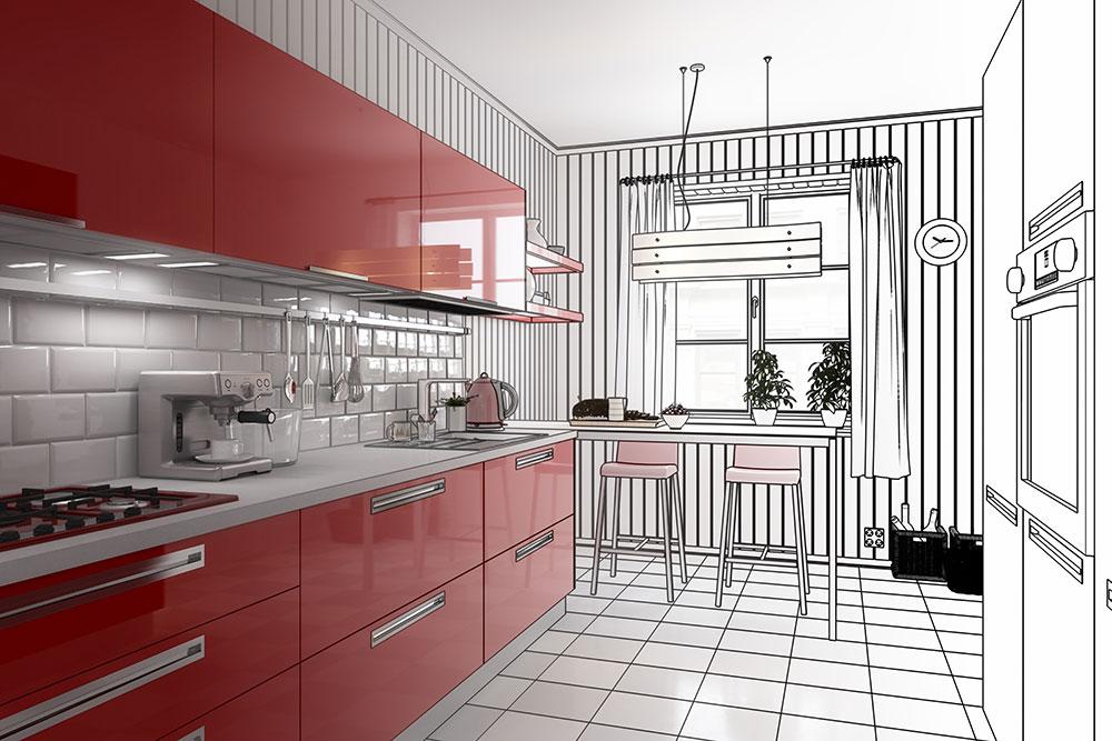 3 astuces pour aménager votre cuisine