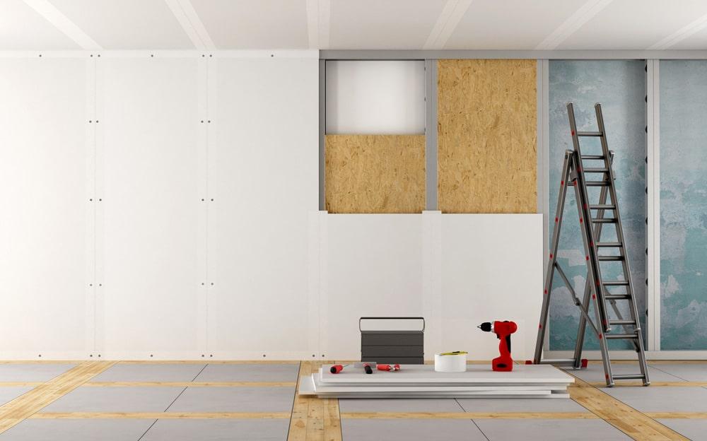 Comment vivre dans sa maison durant des travaux de rénovation