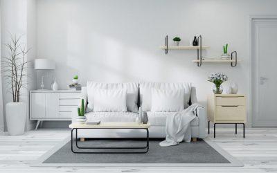 5 idées pour la rénovation de votre salon et de votre salle de séjour