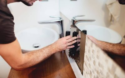 Qui contacter pour refaire une salle de bain originale?