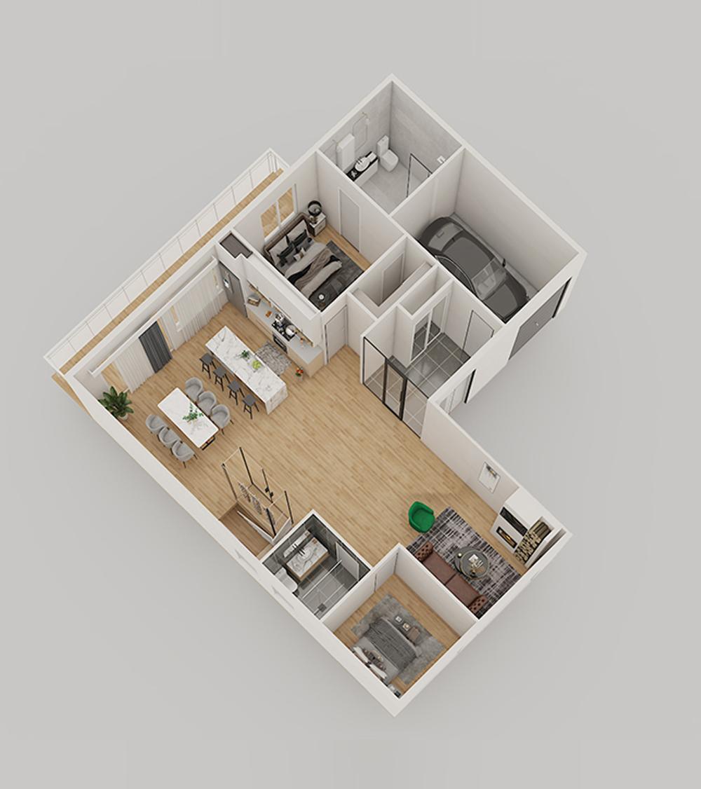 Projet immobilier Comienzo - Promoteur Immobilier - Excellence Construction Rénovation